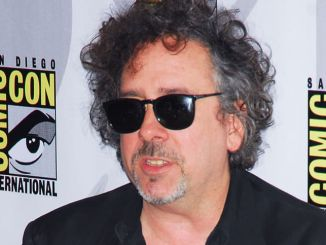Tim Burton - 2009 Comic Con International