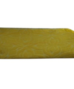 Bath Towels 100% Fine Quality In Yellow by Avioni