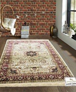 Persian Rugs – Silk  Luxury Living Room Carpet – 5X7 Feet -Avioni