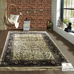 Persian Rugs – Premium Silk  Luxury Floor Carpet – 5X7 Feet -Avioni