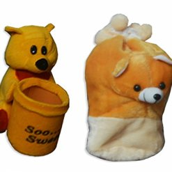 Pen Holder and Super Soft bag Kids Combos of Soft toy by Avioni
