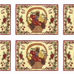 Table Mats (Set Of Six)