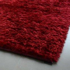 Avioni Handloom Rugs Carpets For Living Room In Fur Reversible Multicolor -3 Feet X 5 Feet