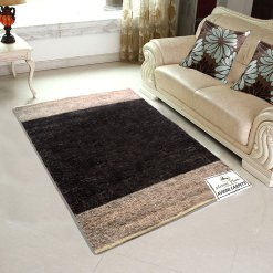 Avioni Handloom Rugs Carpets For Living Room In Feather Touch   -3 Feet X 5 Feet