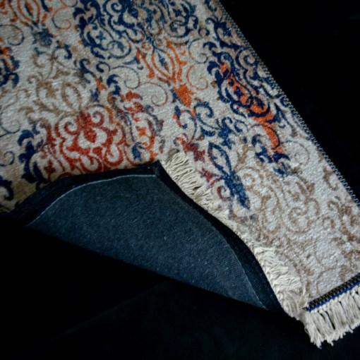 Silk Carpet Distressed  – Premium Ethnic Living Room Rug – 3×5 Feet  (90 x 150 cms)-Avioni