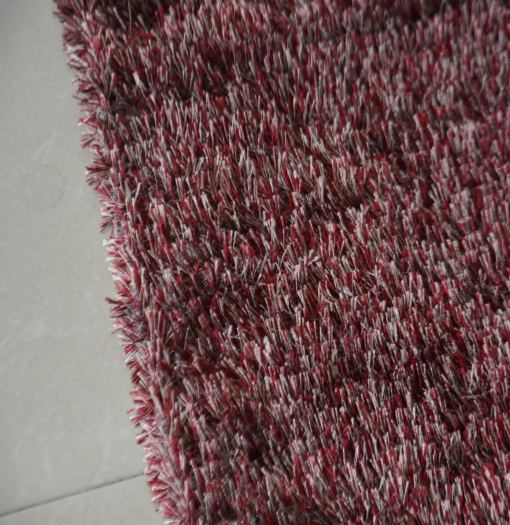 Steal The Deal-Fur Rug For Living Room|Mahroon Multicolour|By Avioni|92×152 cm|3×5 Feet