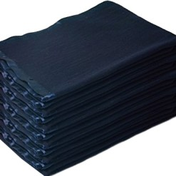 Buy Winter Blanket Online – Wool Blankets Navy Blue With Ultra Satin On Borders- set of 5 Blankets – MSF