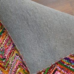 Chindi Carpet –  Multicolour Cotton Carpet  – 122×182 cm (4 Feet X 6 Feet) –  Avioni