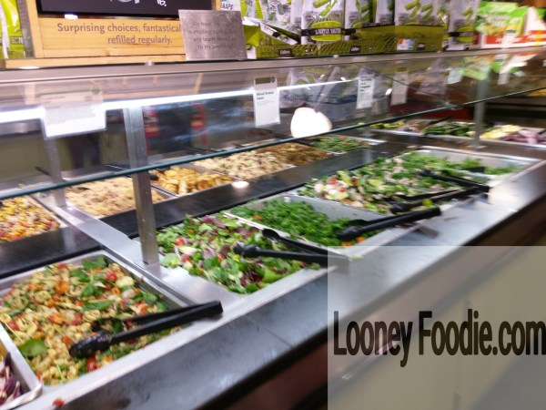 Whole foods market salad bar