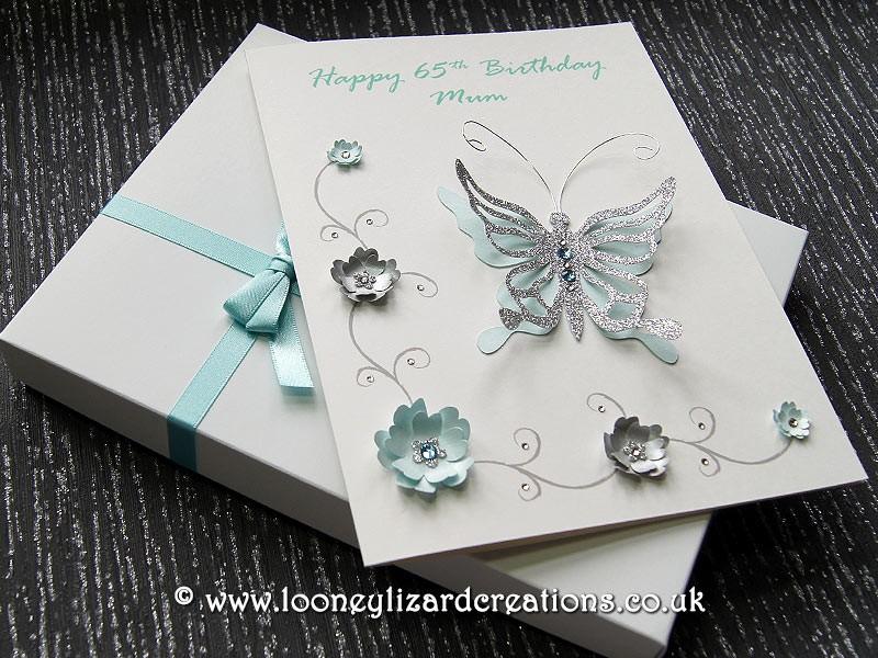 Grace Luxury Birthday Card