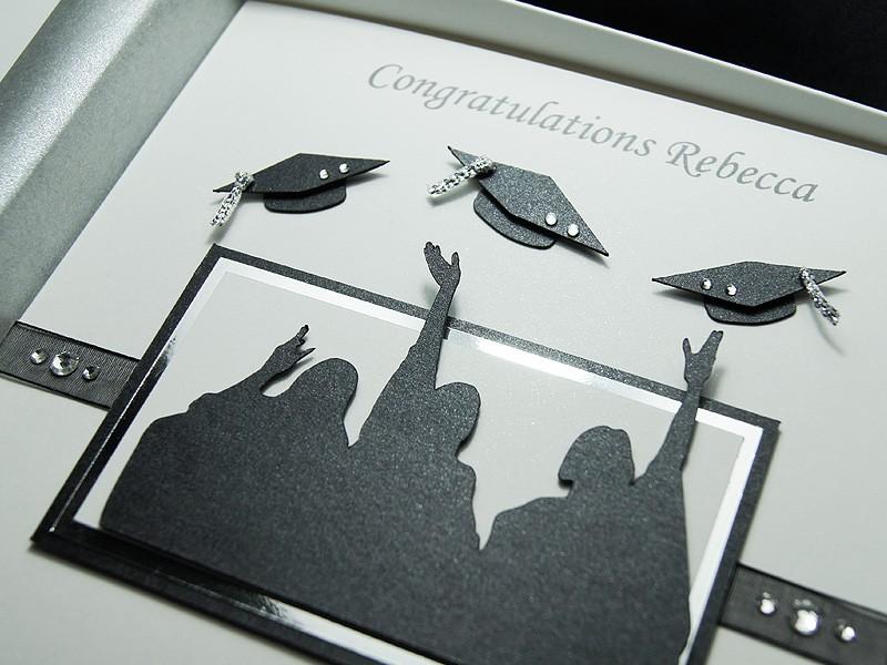 Graduation Day Luxury Handmade Graduation Card