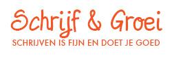Logo Schrijf & Groei
