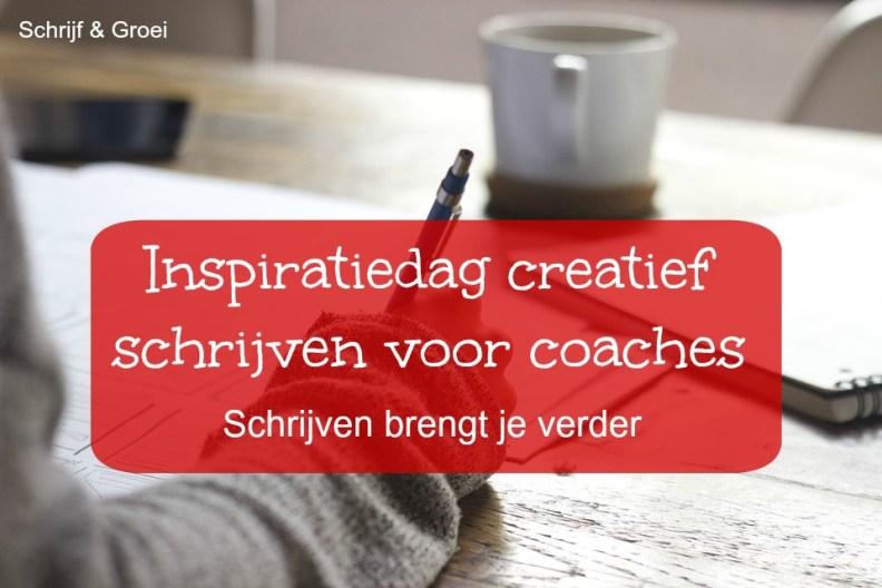 inspiratiedag creatief schrijven