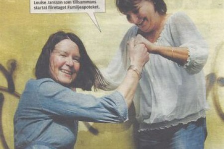 Louise Jansson och Susanne Söderberg Computer Sweden