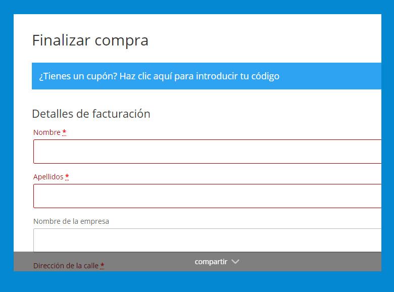 f015fb5d1 Personalizar formulario CheckOut de WooCommerce – Loopeando