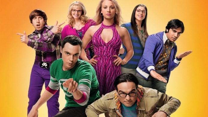 The Entire Big Bang Theory