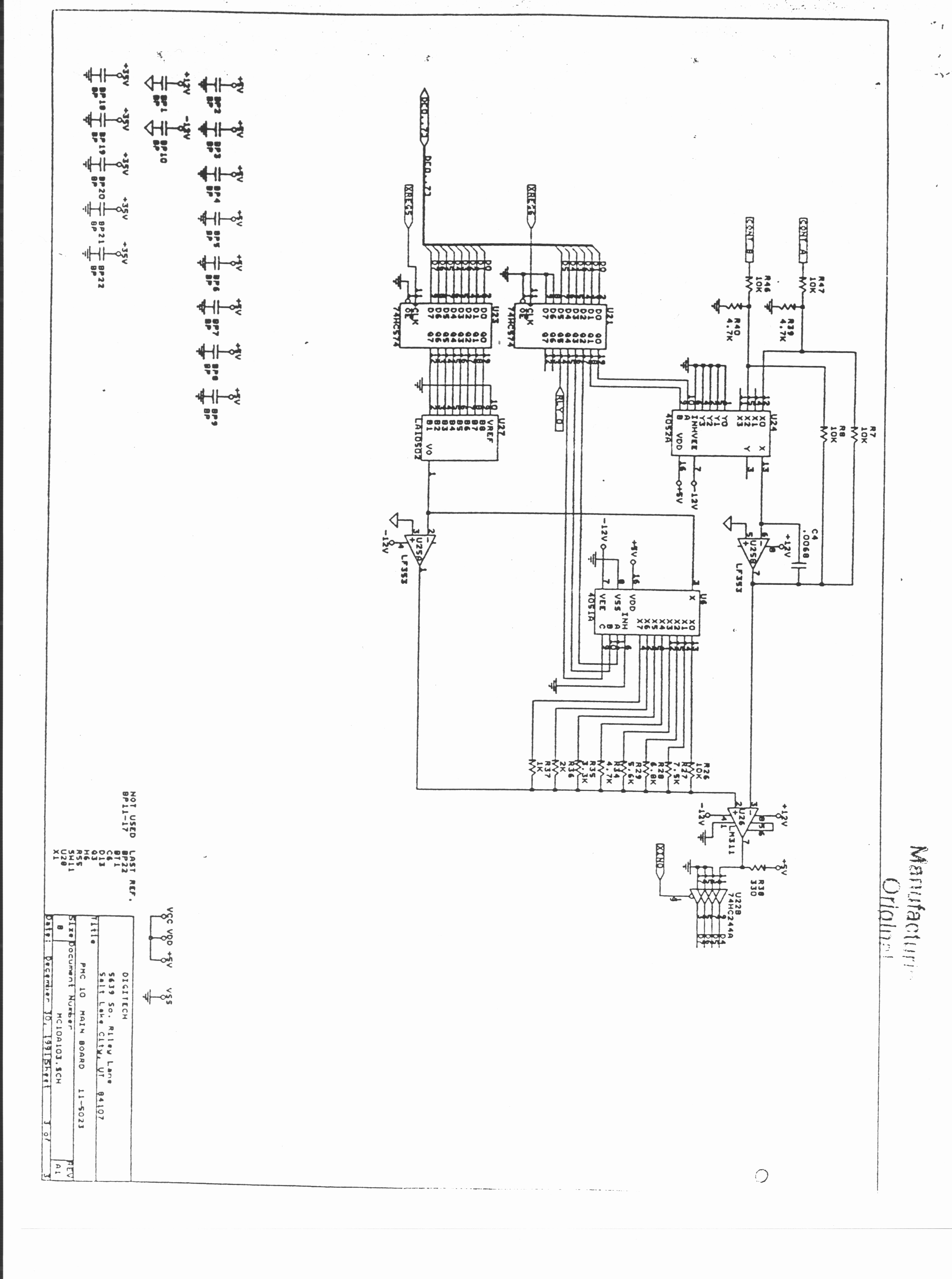 Digitech Pmc 10 Midi Foot Pedal