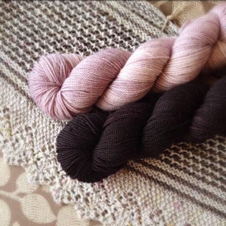 Rivington Cowl & Uncommon Thread Tough Sock - Loop, London