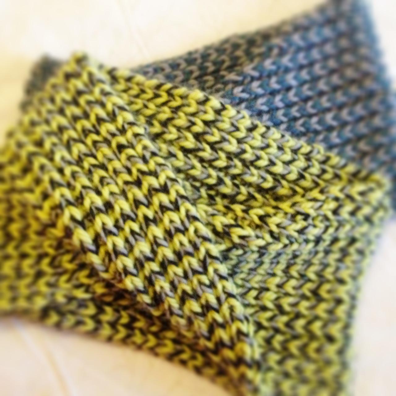 Misti Chunky Cowl – Free Pattern