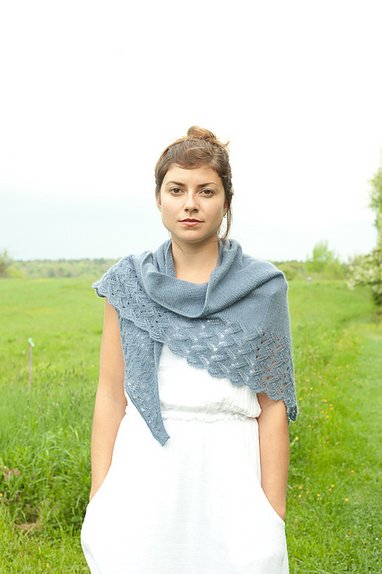 Eudora by Pam Allen for Quince & Co. Loop, London