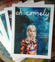 Oh comely! - issue 21 / August 2014