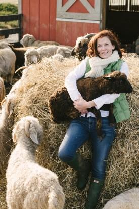 Susie Gibbs - Photo copyright of Juniper Moon Farm