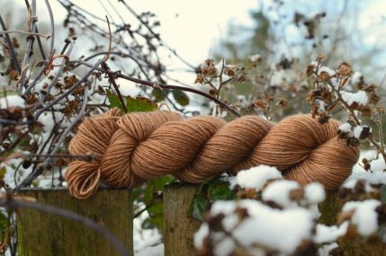Eden Cottage Yarns at Loop London