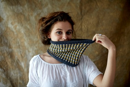 Hawick Cowl Kit at Loop London