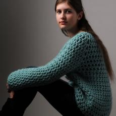Crochet Treble Jumper