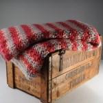 Mrs. Moon Simple Crochet Bedspread