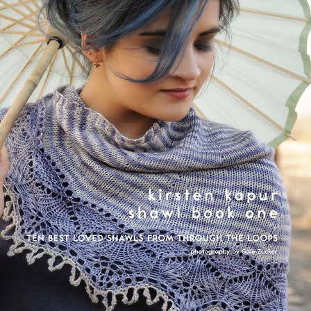 Through the Loops, Shawl Book One.