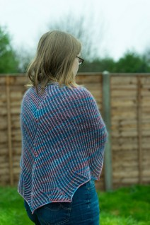 Meandering Shawl by Battie