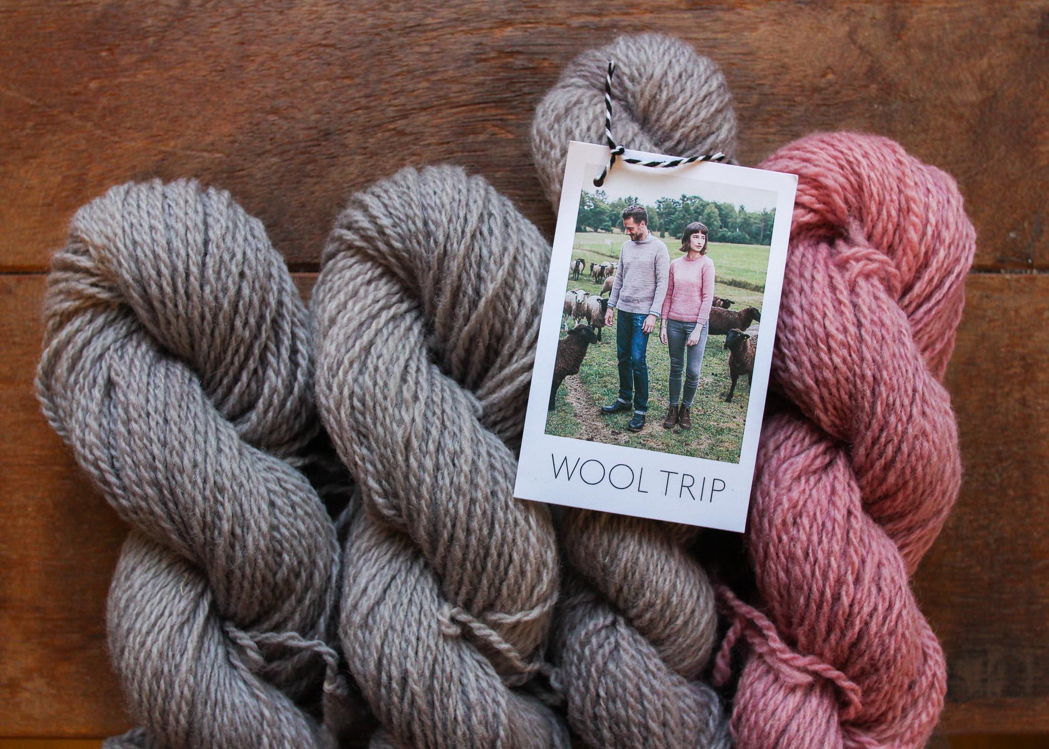 Wool Trip by Hannah Fettig