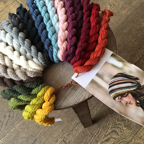 Woolstok kits at Loop London