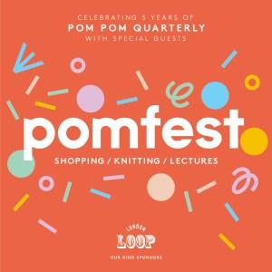 Loop is the host sponsor for Pomfest