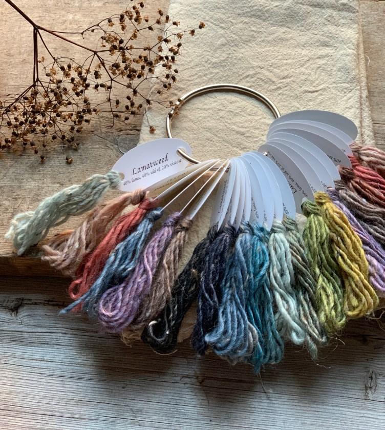 CaMaRose Lama Tweed palette at Loop London