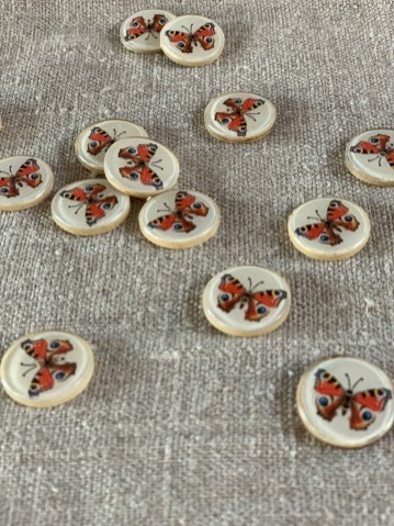 Butterfly Buttons at Loop London