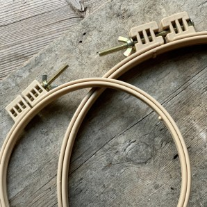 Morgan hoops at Loop London