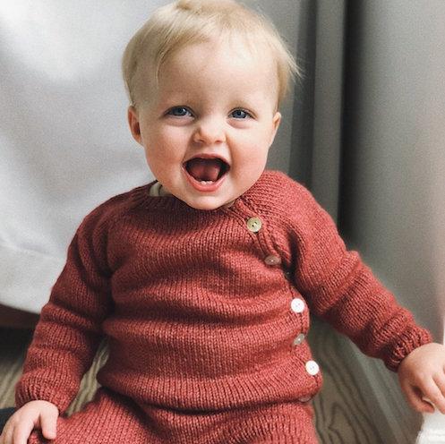 PetiteKnit Ellen's Coming Home Set at Loop London