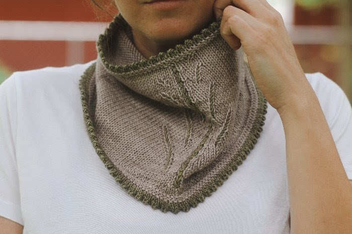Piece of Cake: Madelinetosh collaboration with Norah Gaughan and Alabama Chanin is a recipe for delight