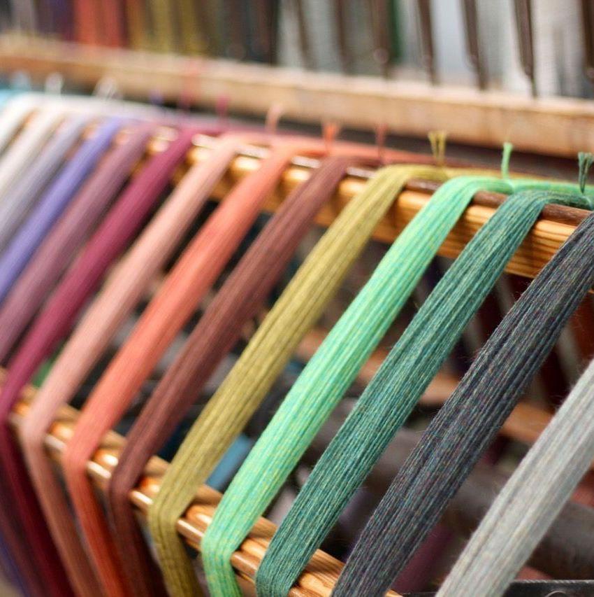 Totally Yarnadelic! Welcoming John Arbon Textiles to Loop