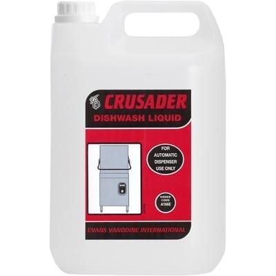 Evans - CRUSADER DISH WASH - 5 litre-0