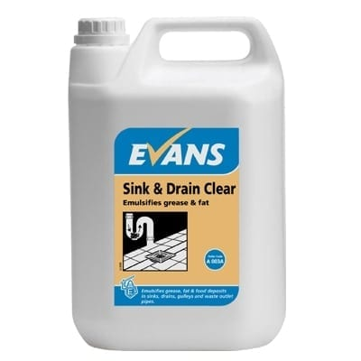 Drain Maintenance Products