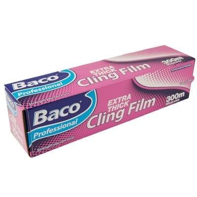 Cling Film, Foil & Baking Parchment