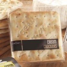 Loorolls.com Coronet Cream Crackers mini twin packs 150pk