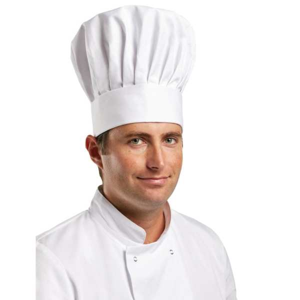 Whites Tallboy Hat Polycotton - Size S-0