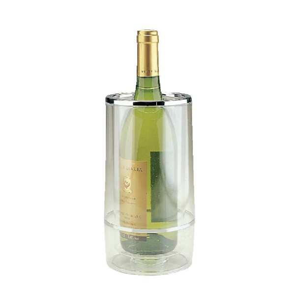 Clear Acrylic Wine Cooler-0