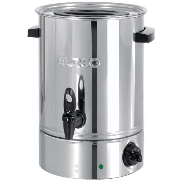 Burco Water Boiler Manual Fill - 10Ltr Concealed Element Safety Feature-0