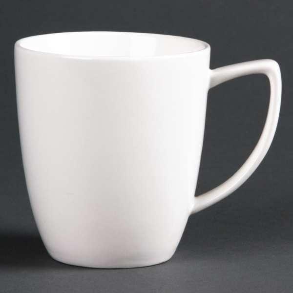 Lumina Fine China Latte Mug - 10oz (Box 6)-0