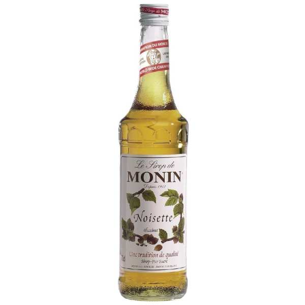 Monin Hazelnut Syrup - 70cl